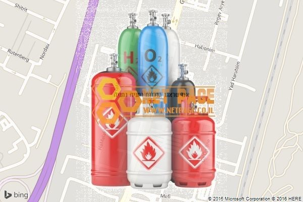 עדכון מעודכן אמישראגז סוכנות נתניה נתניה - 09-8615735 - מילוי גז IG-95